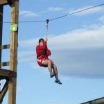 parque aventura asturias, jaire canoas