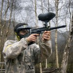 disparo paintball en asturias