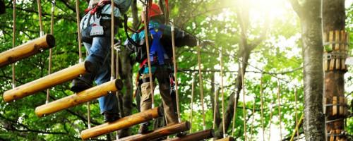 parque aventura asturias