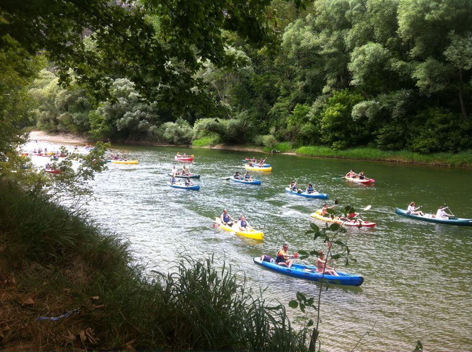 la requexada rio sella
