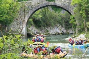 Rafting Asturias