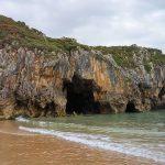 Espeleología cueva de pando